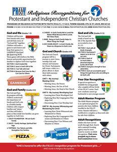PRAY AHG Flyer Page 1