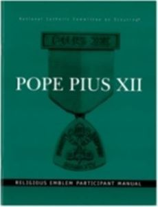 Picture of Pope Pius XII Student Manual