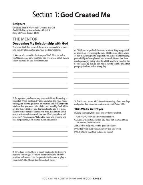 Lesson 1, Page 1