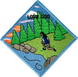 Picture of AHG Love God Patch Segment: Anchor Patch