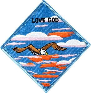 Picture of AHG Love God Patch Segment: Eagle