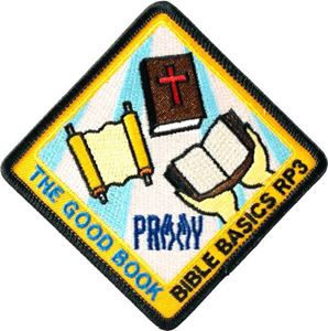 Picture of The Good Book Patch