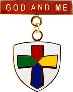 Picture of God & Me Medallion