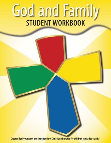 God & Family Student Workbook (included)