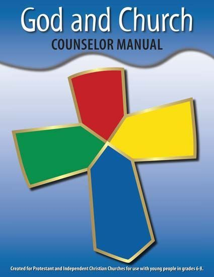 God & Church Counselor Workbook (included)