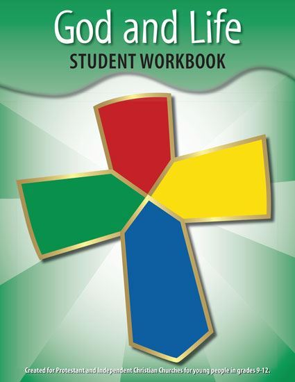 God & Life Student Workbook (included)