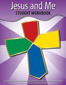Jesus and Me Student Workbook Cover
