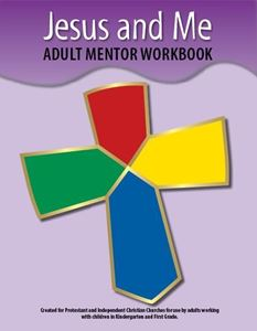 Jesus & Me Mentor Workbook Cover