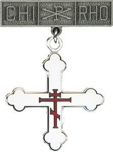 Chi-Rho Medal