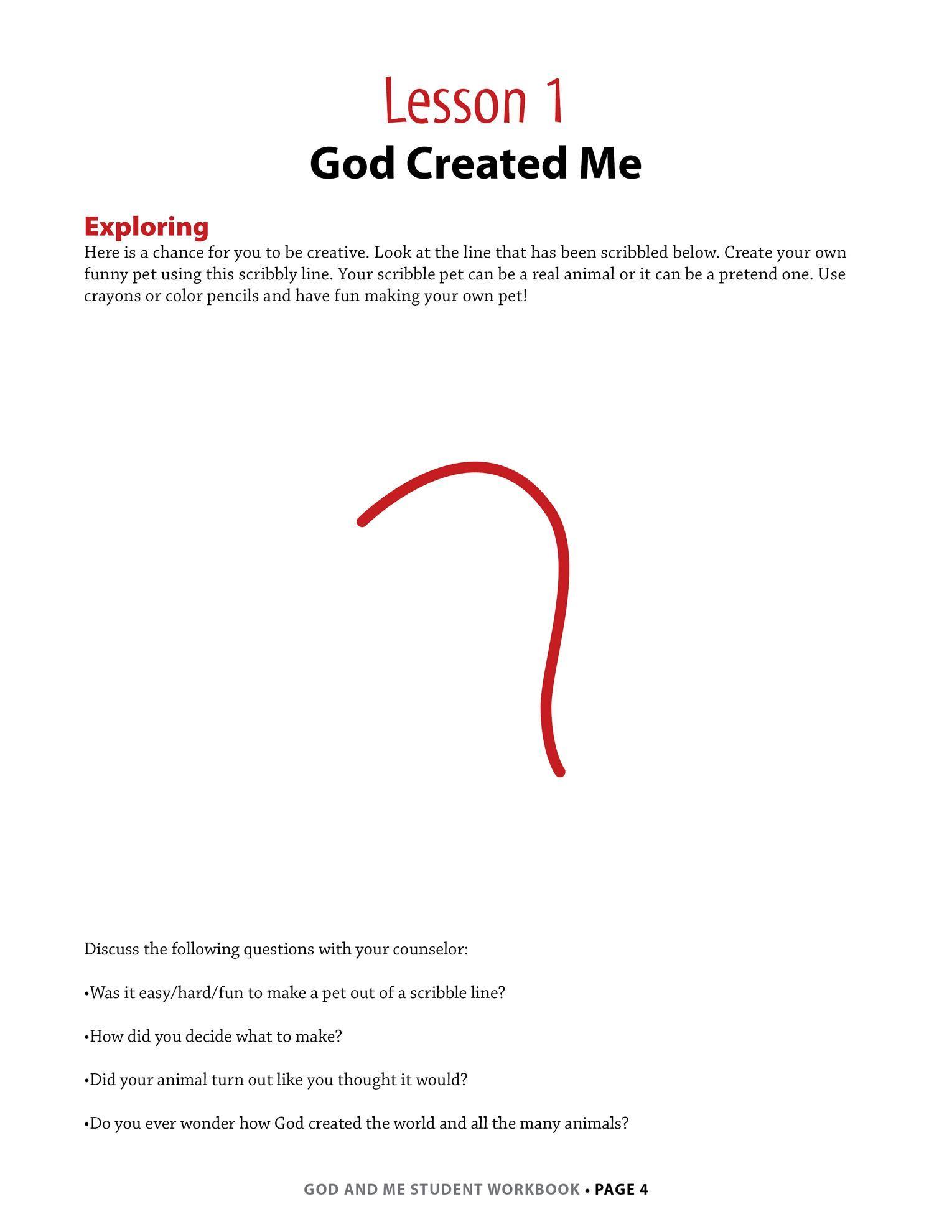 Lesson 1, page 4