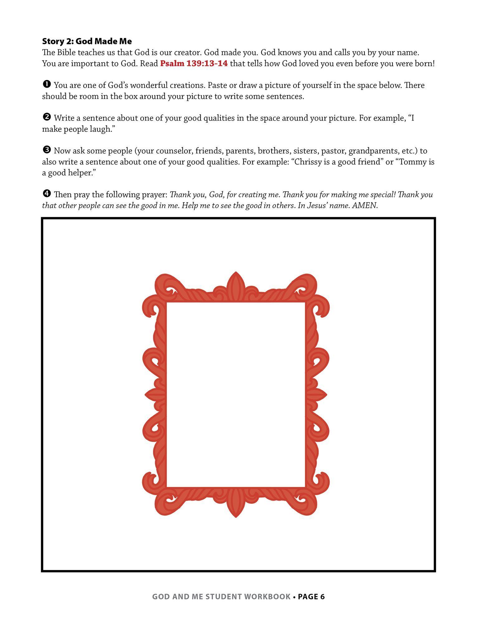 Lesson 1, page 6