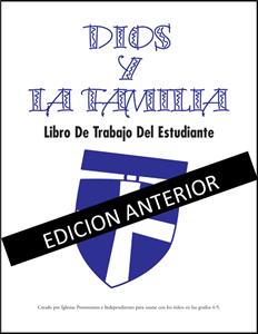 Picture of Dios y La Familia Libro de Trabajo del Estudiante