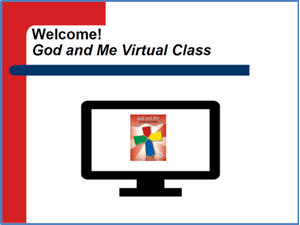 Picture of God & Me Virtual Class PowerPoint
