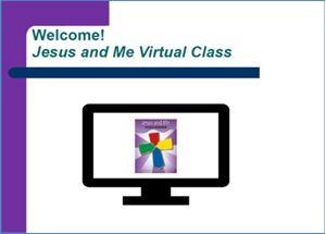 Picture of Jesus & Me Virtual Class PowerPoint