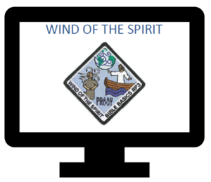 Wind of the Spirit Patch (included)