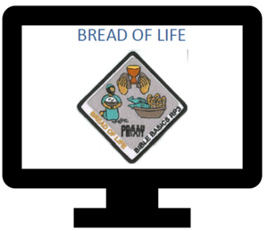 Bread of Life Patch (included)