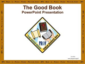 Picture of The Good Book PowerPoint Presentation