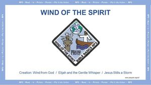 Picture of Wind of the Spirit PowerPoint Presentation